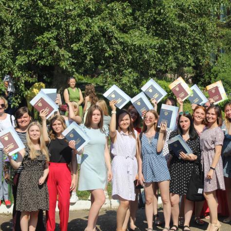 Выпускной 2021 в Пермском агропромышленном техникуме